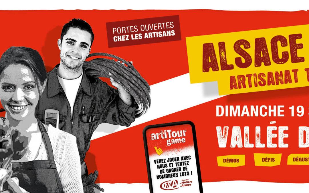 Alsace artisanat tour